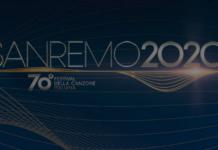 Logo festival di sanremo 2020