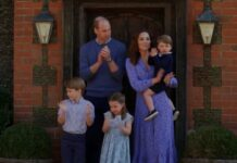 royal family clap for carers