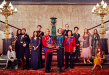 the Windsors serie tv cast