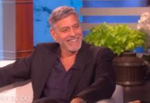 George Clooney intervista