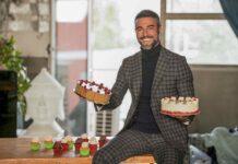 Flavio montrucchio bake off dolci sotto un tetto