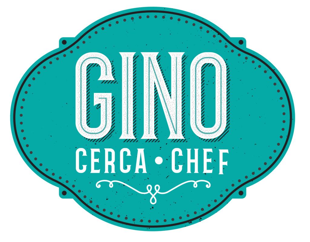 gino cerca chef nove logo programma
