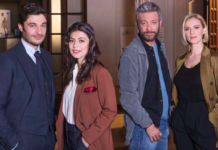 l'allieva 3 stagione cast guanciale mastronardi assisi liskova