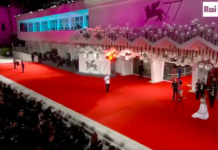 venezia 77 red carpet 2020