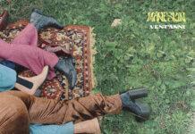 Maneskin vent'anni cover singolo