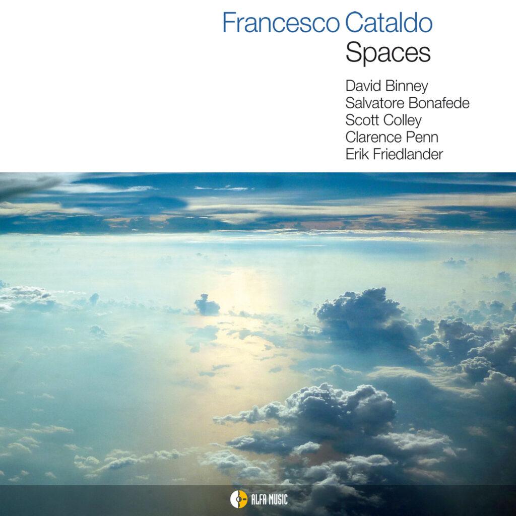 spaces cover album Francesco Cataldo