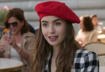 Emily in paris Netflix lily collins