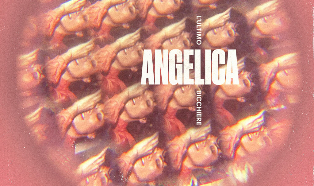angelica cover l'ultimo bicchiere