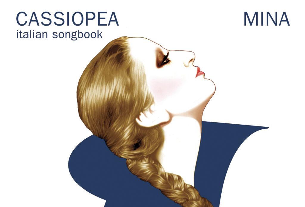 mina canzoni Cassiopea italian songbook