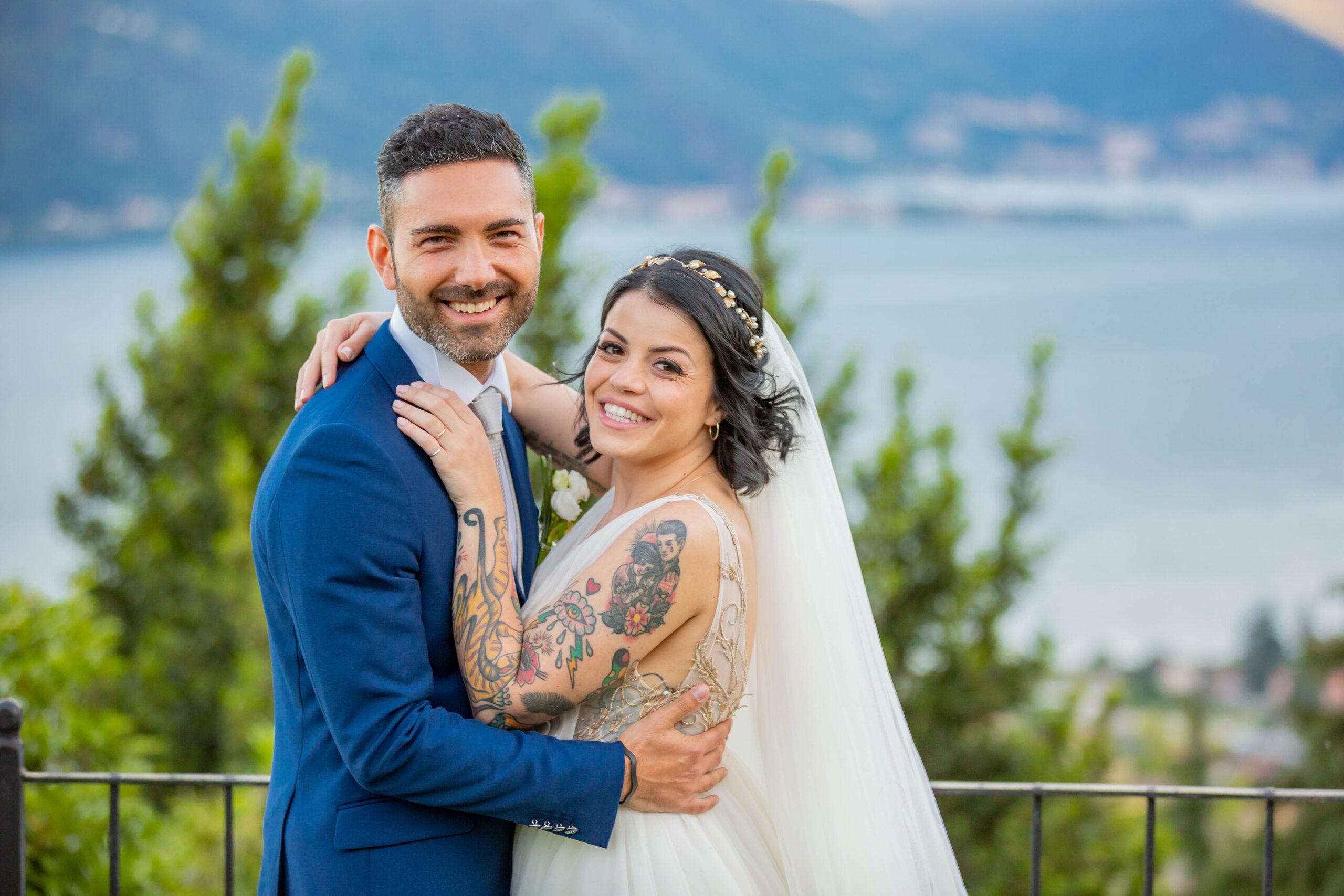 Sitara Gianluca matrimonio a Prima Vista Italia 2020