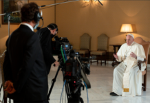 papa francesco netflix docu-serie terza età