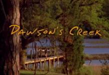 dawson's creek netflix serie tv