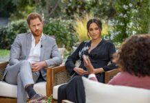 meghan markle harry intervista oprah tv8 cbs