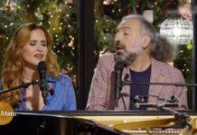 Stefano Bollani e Valentina Cenni cantano a Via dei matti numero 0