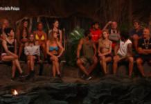naufragelle 8 puntata isola dei famosi