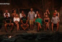 naufragelle isola dei famosi 9 puntata