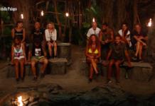 naufragelle sesta puntata isola dei famosi 15