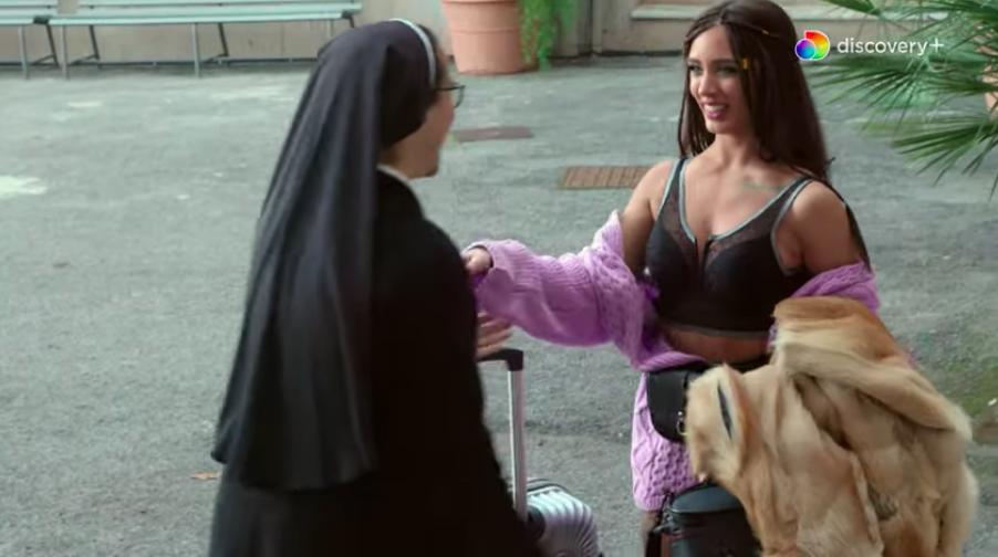 ti spedisco in convento cast emy