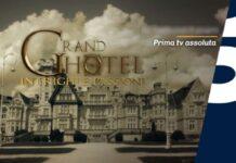 Il logo di Grand Hotel, la serie tv spagnola in onda anche qui in Italia su Canale 5