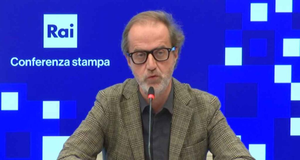 Stefano Coletta presenta i programmi del daytime estivo di Rai 1