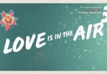 love is in the air canale 5 soap opera cast trama