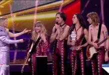 maneskin vincitori eurovision 2021 zitti e buoni