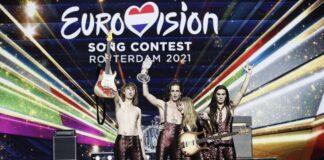 maneskin vincitori eurovision song contest 2021