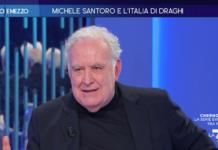 michele santoro tv la7 otto e mezzo