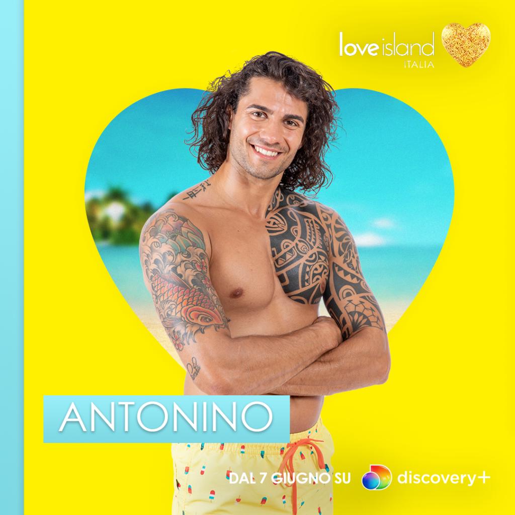 antonino love island 2021 italia
