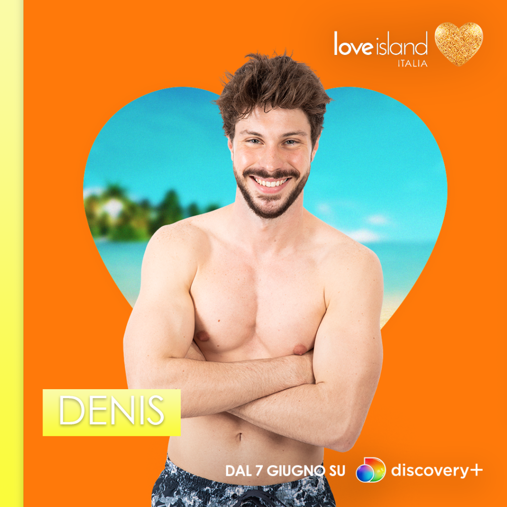 denis love island 2021 italia