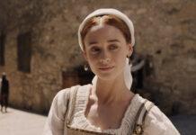 L'attrice Elena Rivera è Ines Suarez nella serie tv spagnola Ines dell'anima mia