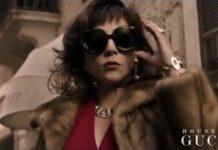 house of gucci trailer film lady gaga