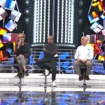 Tale e Quale Show 2021 Carlo Conti e il direttore Stefano Coletta in conferenza stampa