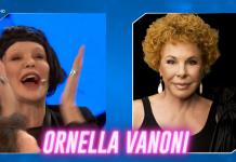 tale e quale show prossima puntata 15 ottobre alba Parietti Ornella vanoni