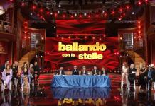 L'intero cast di Ballando con le stelle 2021 presente in conferenza stampa a Roma