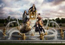 versailles serie tv la7 cast trama